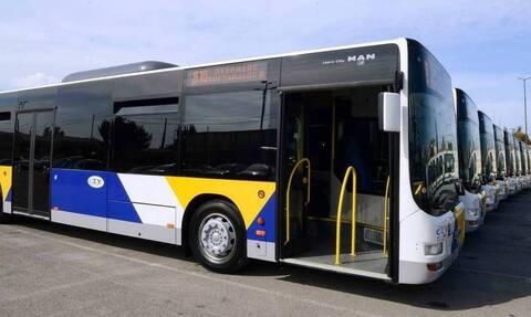 Λεωφορεία - Στάση εργασίας: Κανονικά την Τρίτη (6/7) όλα τα δρομολόγια