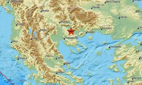 Σεισμός ΤΩΡΑ κοντά στις Σέρρες (pics)
