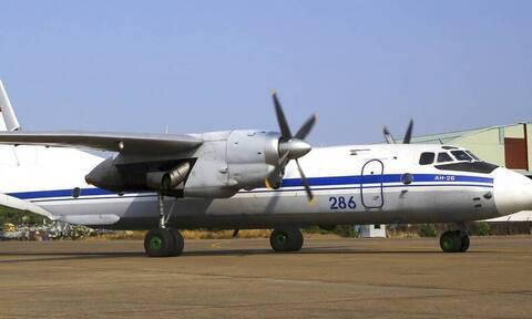 Ρωσία: Aγνοείται αεροπλάνο με 28 επιβαίνοντες