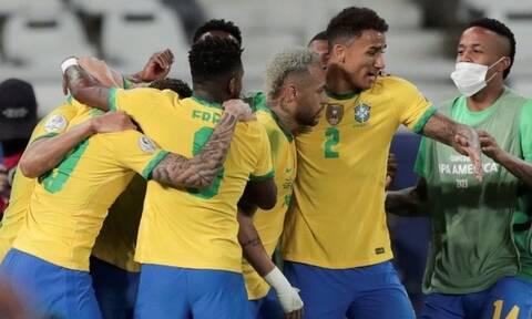 Στον τελικό του Copa America η Βραζιλία