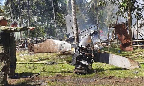 Αεροπορική τραγωδία στις Φιλιππίνες: Ανακτήθηκε το μαύρο κουτί του C-130
