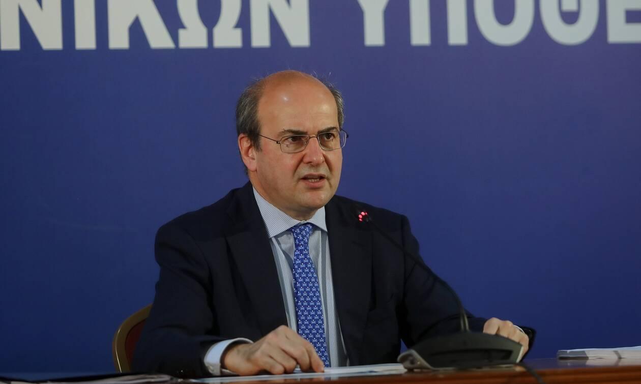Κωστής Χατζηδάκης: Θετική διαχείριση από την κυβέρνηση στα ελληνοτουρκικά και την πανδημία