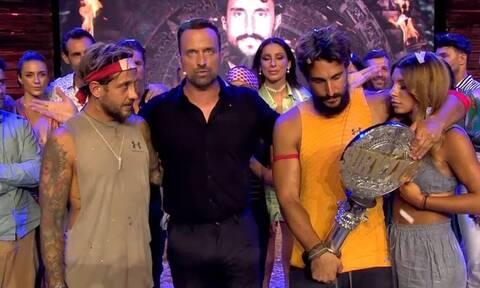 Survivor: Αγνώριστος ο Σάκης Κατσούλης λίγες ώρες μετά τον τελικό (video)
