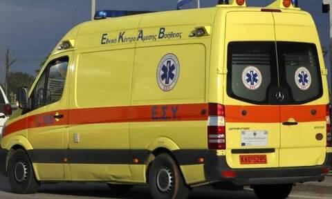 Τρίκαλα: Σοβαρός τραυματισμός ντελιβερά - Μεταφέρθηκε εσπευσμένα στο Νοσοκομείο