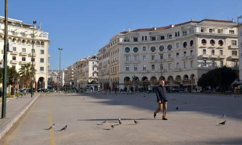 Θεσσαλονίκη: Προχωρά η ανάπλαση της Αριστοτέλους