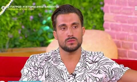 Σάκης Κατσούλης: Τι είπε για τη Μαριαλένα, τους γονείς τους και τον Γιώργο Λιβάνη (videos)