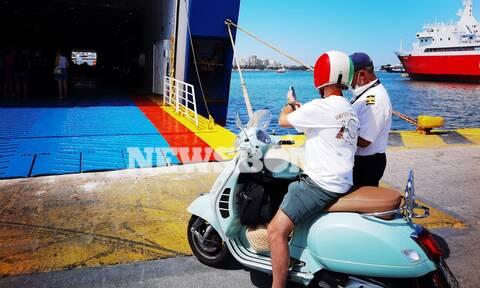 Ταξίδι στα νησιά: Έλεγχοι και κατά τη διάρκεια του ταξιδιού - Θα ελέγχονται και τα πλοία αναψυχής