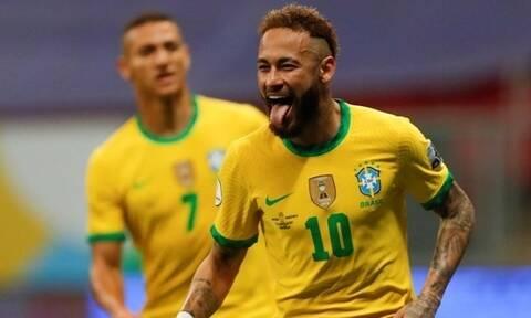 Copa America: Ο Νεϊμάρ θέλει την Αργεντινή στον τελικό