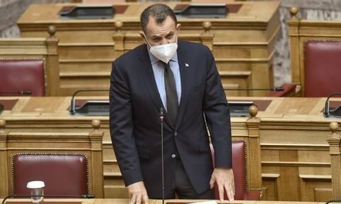 Νίκος Παναγιωτόπουλος: Ενίσχυση ΥΕΘΑ και ΓΕΣ με 3,4 εκατ. ευρώ για αποζημίωση προσωπικού