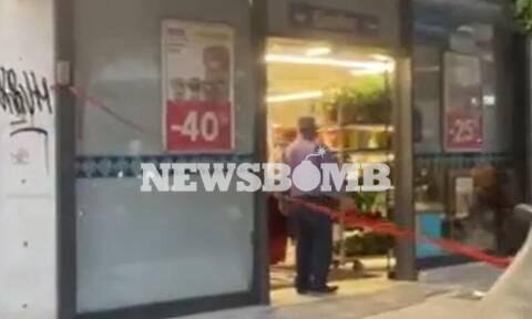 Ρεπορτάζ Newsbomb.gr: Οι πρώτες εικόνες από την ένοπλη ληστεία στην Καισαριανή - Τραυματίας πολίτης