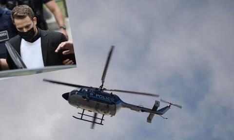 Γλυκά Νερά - Sun: «Φοβήθηκαν ότι ο Μπάμπης Αναγνωστόπουλος θα ρίξει το ελικόπτερο από την Αλόννησο»