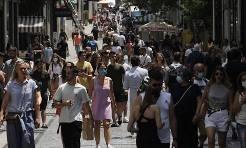 Κορονοϊός: Μετάλλαξη Δέλτα, κορονοπάρτι και ανεμβολίαστοι τριπλασίασαν τα κρούσματα σε μία εβδομάδα