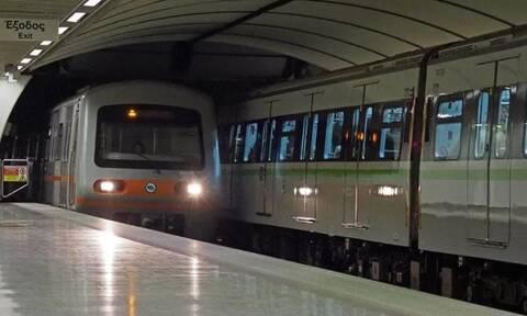 Μετρό συρμοί