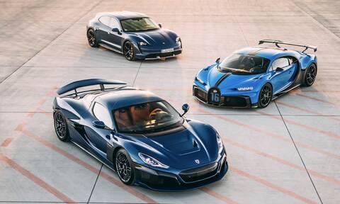 Χάλασε ο κόσμος: H Bugatti γίνεται ηλεκτρική..