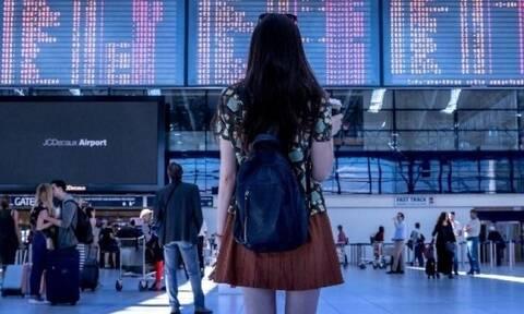 """Ειδικός ταξιδιών συμβουλεύει: «Αυτή είναι η καλύτερη μέρα για να """"πετάξετε"""" πιο φτηνά» (pic+vid)"""