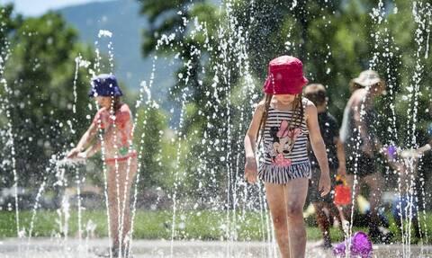 Καύσωνας: Ο θερμότερος Ιούνιος στην ιστορία- Καμπανάκι από τους επιστήμονες