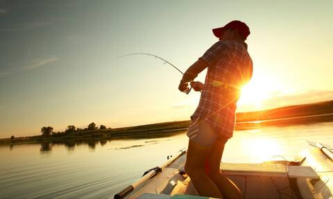 Απίθανη ψαριά με «θηρίο» 130 κιλών - Δεν μπορούσαν να το σηκώσουν