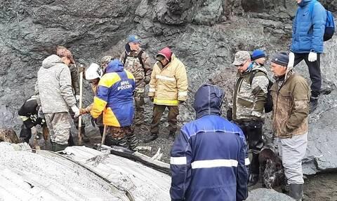 На месте крушения самолета Ан-26 на Камчатке обнаружены тела 19 погибших