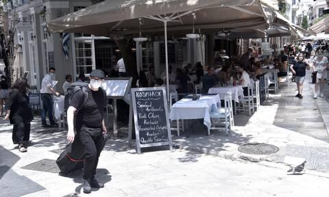 Κορονοϊός: Στήριξη ζητούν οι επαγγελματίες εστίασης μετά τα νέα περιοριστικά μέτρα