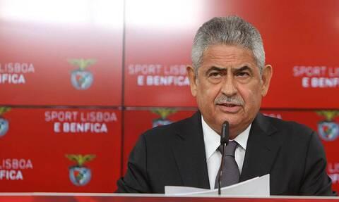Σκάνδαλο στην Πορτογαλία: Συνελήφθη για ξέπλυμα χρήματος ο πρόεδρος της Μπενφίκα!