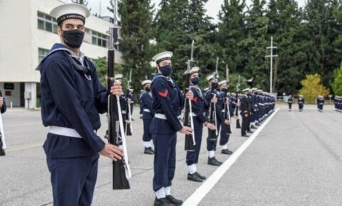 Πρόσκληση για κατάταξη στο Πολεμικό Ναυτικό με τη 2021 Γ/ΕΣΣΟ