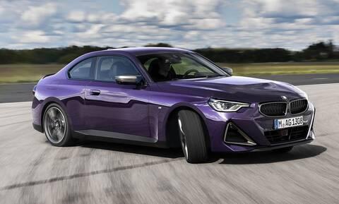 Αυτή είναι η νέα και πισωκίνητη BMW 2 Coupe