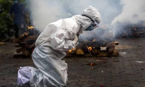 Koρονοϊός: Ξεπέρασαν τα 4 εκατομμύρια οι νεκροί της πανδημίας
