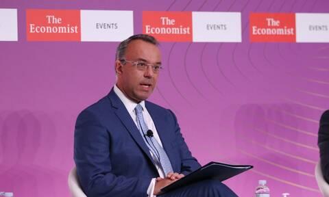 Σταϊκούρας: Ρεαλιστικός ο στόχος για ρυθμό ανάπτυξης 3,6% το 2021