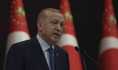 Προσβολές Ερντογάν λίγο πριν πάει στην Κύπρο: «Ειρηνευτική επιχείρηση ο Αττίλας»