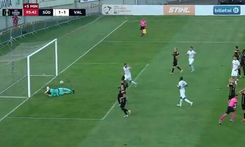 Conference League: Το πρώτο ελληνικό γκολ - Προβάδισμα για Βελέζ ενόψει ΑΕΚ - Όλα τα αποτελέσματα