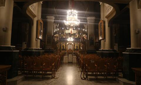 Θεσσαλονίκη: Απομακρύνθηκε ιερέας επειδή έκανε κηρύγματα κατά των μέτρων για τον κορονοϊό