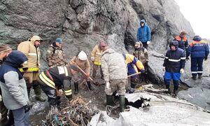 """Спасатели нашли """"черный ящик"""" разбившегося Ан-26 на Камчатке"""