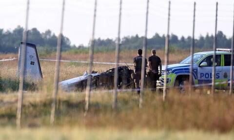 При падении самолета в Швеции погибли девять человек