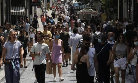 Греческие эпидемиологи прогнозируют 4-ю волну пандемии к концу лета