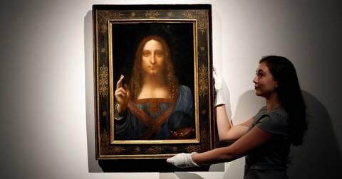 Salvator Mundi: Νέο ντοκιμαντέρ έρχεται να ρίξει φως στον ακριβότερο πίνακα του κόσμου