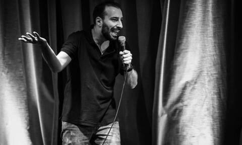 Γιώργος Χατζηπαύλου: Θα σε κάνει να γελάσεις με μαθηματική ακρίβεια