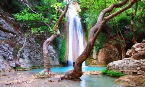 Η Νέδα: Το πιο γνωστό ποτάμι στην Ελλάδα με γυναικείο όνομα και ο μαγικός καταρράκτης