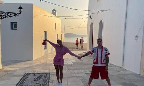 Hailey-Justin Bieber: Οι photos από τις διακοπές τους στην Ελλάδα θα σε «τρελάνουν »