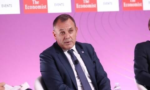 Παναγιωτόπουλος στον Economist: Πυλώνας σταθερότητας η Ελλάδα - Πρόβλημα για όλους η Τουρκία