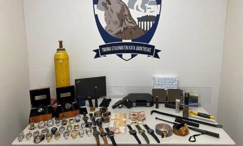 Βομβιστές ΑΤΜ με «τζίρο» 1,2 εκατ. ευρώ – Οι «παγίδες» της ΕΛ.ΑΣ. έφεραν συλλήψεις