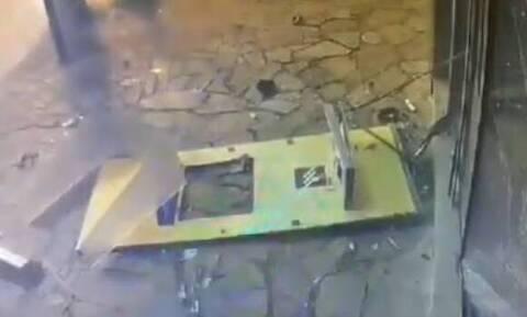 Βομβιστές ΑΤΜ: Βίντεο ντοκουμέντο από τη δράση τους με «τζίρο» 1,2 εκατ. ευρώ
