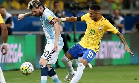 Αργεντινή - Βραζιλία: Σεληνιασμένος ο Μέσι, αποφασισμένος ο Νεϊμάρ και όποιος αντέξει στον τελικό