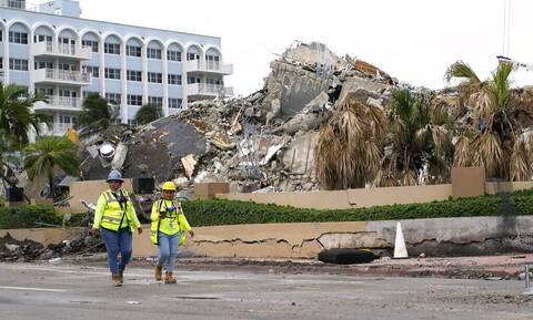 ΗΠΑ: Στους 79 οι νεκροί από την κατάρρευση κτηρίου στο Μαϊάμι, 61 οι αγνοούμενοι