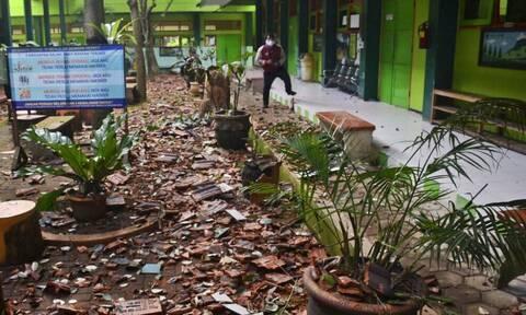 Ινδονησία: Σεισμική δόνηση 6,1-6,2 βαθμών στα ανοικτά της Κελέβης