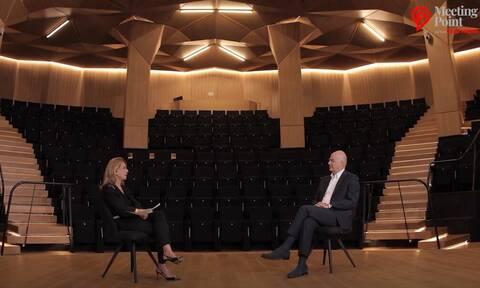 Όλα όσα είπε ο Νίκος Δένδιας στην Όλγα Τρέμη και το Meeting Point του Newsbomb.gr