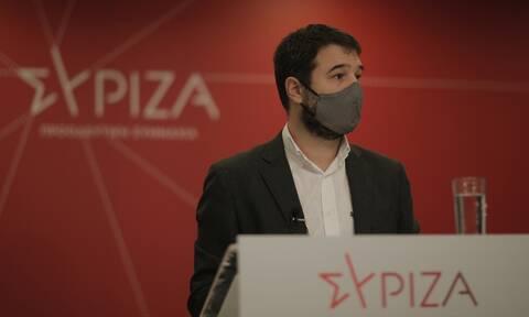 Ηλιόπουλος: Υγειονομικό σαμπτοτάζ είναι το κλείσιμο νοσοκομείων εν μέσω πανδημίας