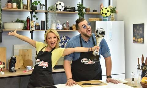 Cookball League: Συνταγή τελικού με υλικά από Ιταλία και Αγγλία