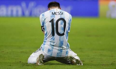 Copa America: Τρελάθηκε με την κούπα ο Μέσι - Η αποκάλυψη του Σκαλόνι (videos+photos)