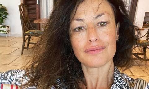 Δωροθέα Μερκούρη: Μου πήρε 47 χρόνια για να με δείτε χωρίς make up!