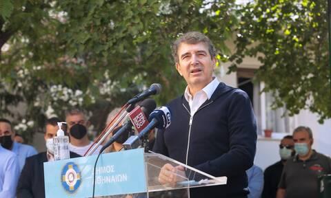 Χρυσοχοΐδης για Ηλιούπολη και αντιδράσεις: «Ανεκδιήγητος ο εκπρόσωπος Τύπου του ΣΥΡΙΖΑ»
